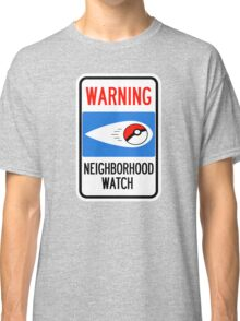 Neighborhood Poke Watch Classic T-Shirt