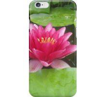Lotus Pond iPhone Case/Skin