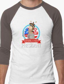 No We Can't. Men's Baseball ¾ T-Shirt