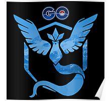 Pokemon Go: Team Mystic Poster