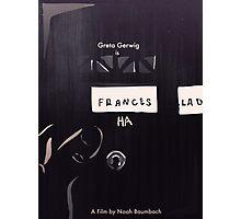 Frances Ha - Favorite Films  Photographic Print
