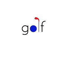 Golf by Marlies Odehnal