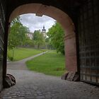 Entrance to Marienberg by Sue  Cullumber