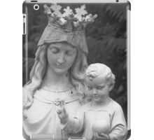 Mary and Jesus iPad Case/Skin