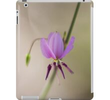 A Single Dianella Flower iPad Case/Skin