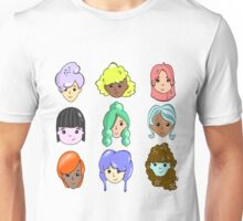 Hair Day Unisex T-Shirt