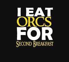 LOTR - I Eat Orcs for Second Breakfast Unisex T-Shirt