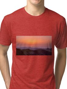 Israel, Negev, The Ramon Crater Tri-blend T-Shirt