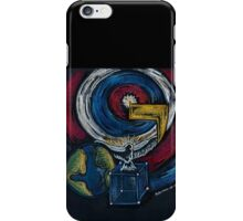 YUD - 10 - Divine Point Energy iPhone Case/Skin