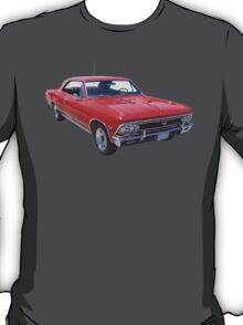 Red 1966 Chevy Chevelle SS 396 T-Shirt