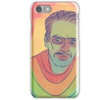 Rainbow Buscemi iPhone Case/Skin