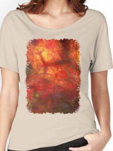 Quartz Stone Luminescence Women's Relaxed Fit T-Shirt