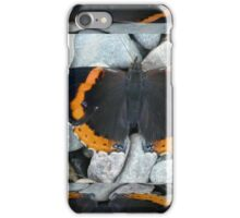 A Gimp Mirrored Butterfly iPhone Case/Skin