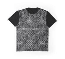 Cyrkiit Black and White Graphic T-Shirt
