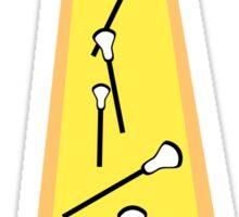 Flying Saucer Sticker