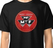 Massey Ferguson Vintage Tractors and Equipment USA Classic T-Shirt