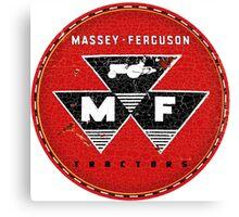 Massey Ferguson Vintage Tractors and Equipment USA Canvas Print