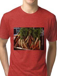 Carrots here Tri-blend T-Shirt