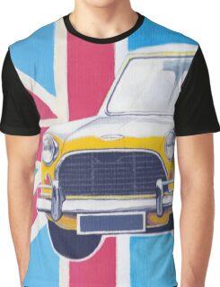 Brit pop art Graphic T-Shirt
