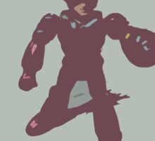 Proto Man Sticker