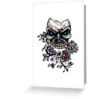 Blue Jimmy Greeting Card