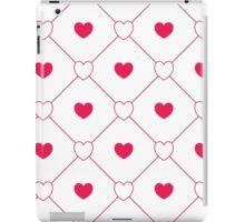 Lovely Hearts iPad Case/Skin