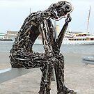 Mechanical Man -  Copenhagen by mikequigley