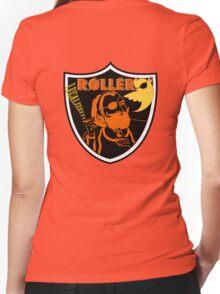 "rllrs - Zig sez... ""ZAGaLiZeiT!"" Women's Fitted V-Neck T-Shirt"