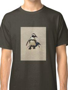 Lone penguin Classic T-Shirt