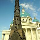 The Column of Glory - Russia by mikequigley