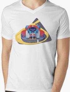 2016 GT Le Mans  Supercar Mens V-Neck T-Shirt