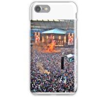 The Stone Roses at Manchester Etihad Stadium iPhone Case/Skin