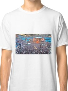 The Stone Roses at Manchester Etihad Stadium Classic T-Shirt