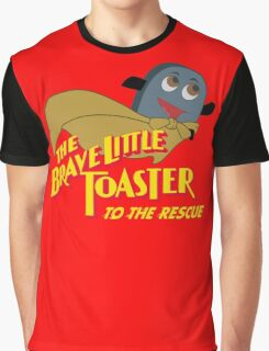 The Brave Little Toaster to the Rescue Graphic T-Shirt