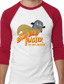 The Brave Little Toaster to the Rescue Men's Baseball ¾ T-Shirt