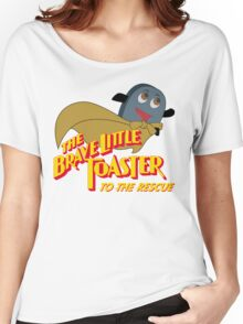 The Brave Little Toaster to the Rescue Women's Relaxed Fit T-Shirt