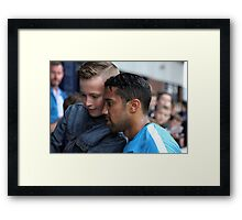 Fan tastic. Framed Print