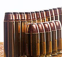 Ammunition by doorfrontphotos