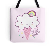 Chill Out Cloud Ice-cream Tote Bag