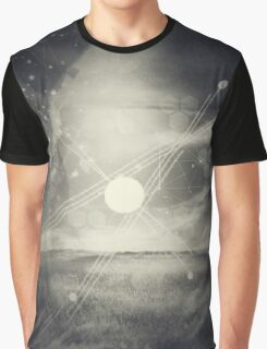 Solar Crest Graphic T-Shirt