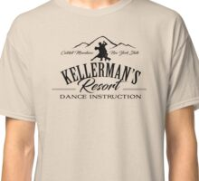 Kellerman's Resort Dance Instruction Classic T-Shirt