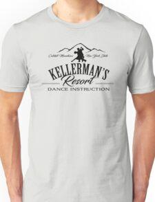 Kellerman's Resort Dance Instruction Unisex T-Shirt