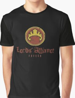 The Lords Alliance Graphic T-Shirt