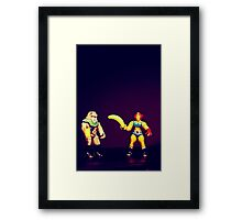 this bangbangna is loaded Framed Print