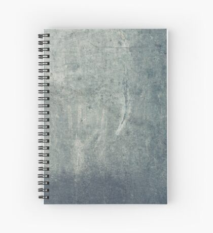 Concrete Texture 09 Spiral Notebook