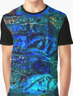 Patterns Under the Sea Graphic T-Shirt