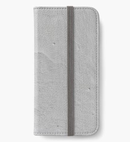 Concrete Texture 02 iPhone Wallet/Case/Skin