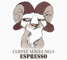 Coffee Series No.5 ESPRESSO by 2E1K