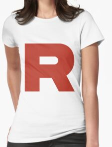 Pokemon Go - Team Rocket Womens Fitted T-Shirt