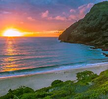 Makapuu Sunrise 1 by Leigh Anne Meeks